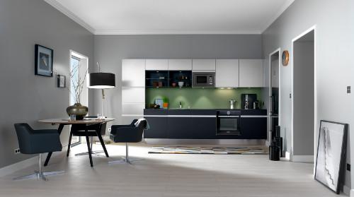 Zoom sur arp ge meubles finel lessay 50 for Modele agencement cuisine