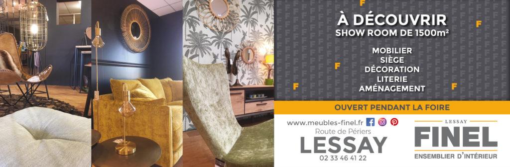 Foire de Lessay magasin Finel ouvert