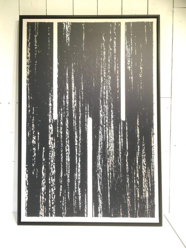 Toile Noir/Blanc