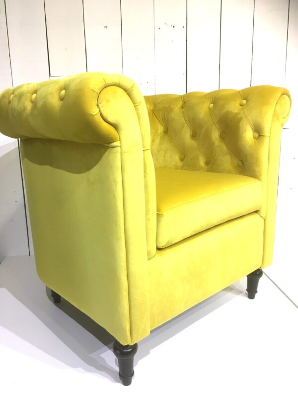 Fauteuil Le Chesterfield Zoom 1